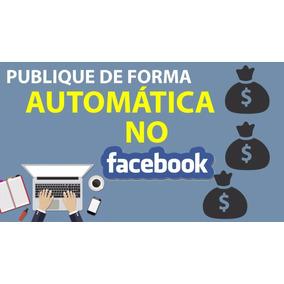 Postador Automático Para Grupos Do Facebook