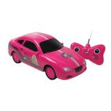 Carrinho Controle Remoto Barbie Menina Candide Frete Grátis