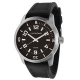 Reloj Carouomo Time P/ Hombre, Silicona, Mod. Cu05-mssb