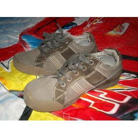 Zapatos Niño Marca Bosi Como Nuevos