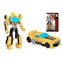 Brinquedo Menino Transformers Bumblebee Carro Camaro Robô