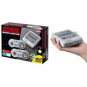 Super Nintendo Classic Edition Snes Modelos Europeu Lacrado