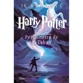 Livro - Harry Potter E O Prisioneiro De Azkaban Novo