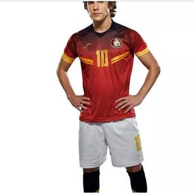 Camiseta Y Pantalon Nro 10 Halcones Dorados O11ce Disney