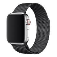 Malla Magnetica Milanese Para Apple Watch Todas Las Series