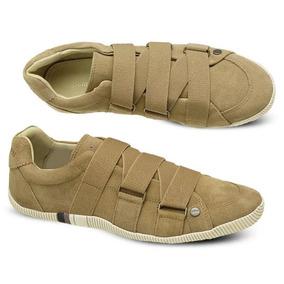 a766d6a13 Sapato Masculino Bico Largo - Sapatos Marrom no Mercado Livre Brasil