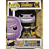 Thanos Funko Pop Avengers Infinity War Gauntlet Guantelete