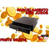 Caixa Registradora Para Dinheiro Com Pino Chave Multiforte