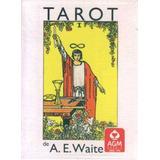 Cartas Tarot Rider Waite Pocket - Arthur Edward Waite