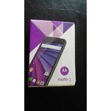 Motorola Moto G Tercera Generación Liberado!