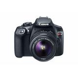 Camara Canon Eos T6 Kit 18-55mm (1159c005aa)