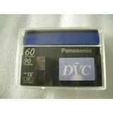 Video Cassettes Digital Panasoni Mini Dv 60min