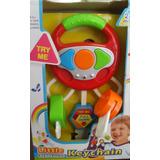 Keychain Llaves De Juguetes De Bebes