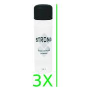 Óleo Para Pernas Strong - Doutorzinho (kit Com 3 Unidades)