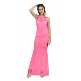 Vestido De Encaje Corte Sirena Brishka V-0063