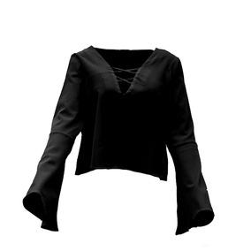 Blusas Femininas Manga Comprida Inverno Bata Camisetas