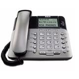 Teléfono Rca Para 2 Lineas Manos Libres Conferencia Memoria