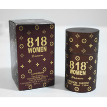 Perfume 818 Brown - Deo Colonia - 50ml - Lonkoom