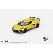 Chevrolet Corvette 2021 - 1:64 - Mini Gt