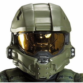 Halo 3 Casco John-117 Master Chief Jefe Maestro Adulto