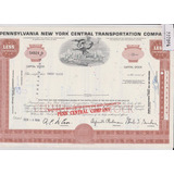 Apólice - Titulo / Obrigações - Pennsilvaniany : $ 10
