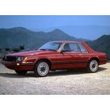 Repuestos Mustang 81 / 85 ***ojo Solo Usados