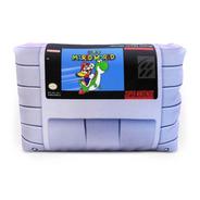 Cojín Super Nintendo Super Mario World 30x20cm Vudú Love