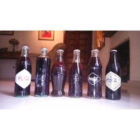 Coca Cola Botellas Históricas X 6 1899 A 1916