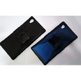 Case Protector Con Parante Para Sony Xperia L1