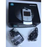 Motorola Razr V3 Razr Silver