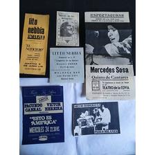 Volantes Y Publicidad Para Eventos Nebbia Sosa Cabral Heredi
