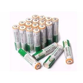 Pila Bateria Recargable Aaa 1350mah Triple A Al Mayor Detal