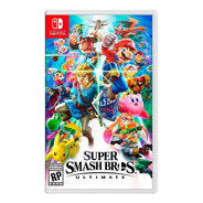 ..:: Super Smash Bros. Ultimate ::.. Para  Nintendo Switch