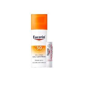 Combo Eucerin Protector Solar Fps 50 +protector Labia