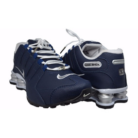 Black Friday De Natal Tênis Nike Shox Nz 4 Molas Original