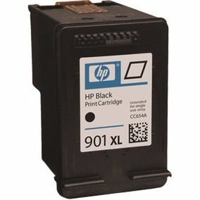 Cartucho Hp 901 Xl Black 20ml Primeira Vez Remanufaturado