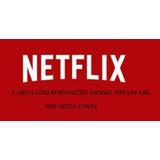 Netflix 1 Ano - Premium - 4k Ultrahd