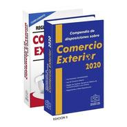 Compendio De Comercio Exterior 2020 + Complemento 2021 Isef