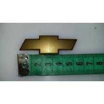 Gravatinha Dourada Linha Gm 5,5cm