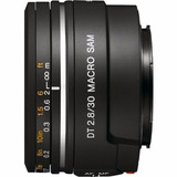 Sony 30mm F/2.8 Dt Alpha A-mount Macro Prime