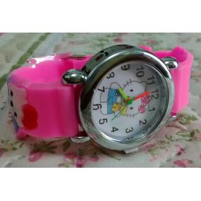 d3390fd03d8 Relógios De Meninas Infantil Da Hello Quit - Relógios De Pulso no ...