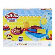 Play-doh Desayunos De Panaderia Hasbro B9739 Masa Educando