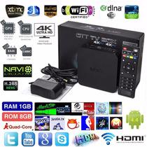 Tv Box V88 By Samsung Transforma Sua Tv Em Super Smart Tv !