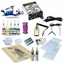Kit De Tatuaje Pro Rotatoria