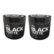 2 Uns Máscara Matizadora Black  Profissional Salão+ Brinde