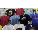 10 Camisas, Camisetas, De Malha, Várias Marcas, Revenda.