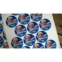 Planchas De Stickers Personalizadas Cortadas/troqueladas