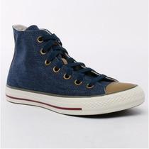 Zapatillas Converse Chuck Taylor All Star Line Hi Azul