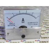 Amperímetro Analogico 5a - 85c1
