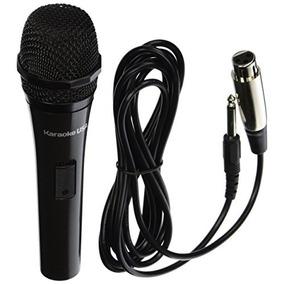 Karaoke Ee.uu. Emerson M189 Micrófono Dinámico Profesional